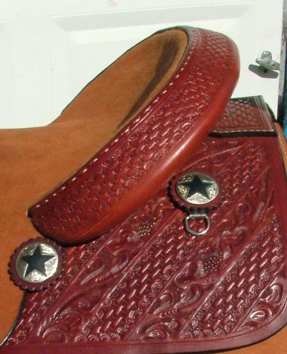 Koen Saddle Shop, Custom Cutting and Reining Saddles, SASS Holsters