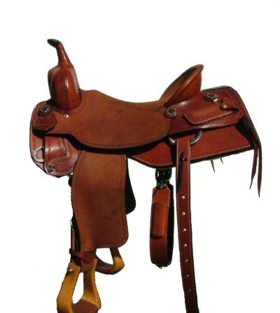 cutting saddles pose
